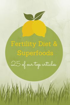 Boost Fertility Health with the Fertility Diet and Fertility Superfoods