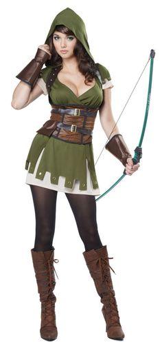 Archer Ragazzi Costume Bambini Robin Hood Fiaba Mondo Libro Giorno Costume