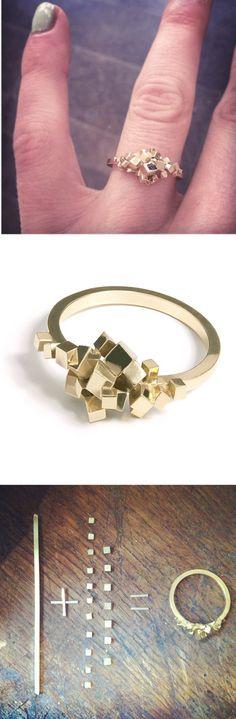 pixel ring - sophie teppema