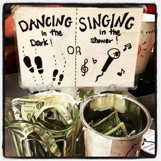 I'm bringin' tip jars back #coffee #cafe #tipjar #barista