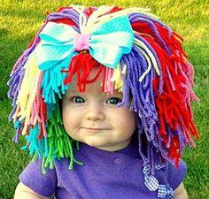 If All Else Fails... | Crazy Hair Day Ideas