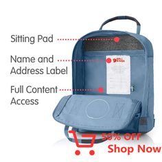 Outer Polypropylene Backpack Model:Kids Gender:Kids Concept:Outdoor cm cm cm Weight g L Non Textile Parts of Animal Origin:No Activity:Everyday Outdoor Laptop pocket:No Thing 1, Projects To Try, Boards, Baby Shower, Activities, Birthday, Gifts, Stuff To Buy, Christmas