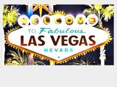 Las Vegas Sign #lasvegas #sign #sincity Uhrzeit Las Vegas und weitere Infos, Bilder und Videos auf http://uhrzeiten.biz/