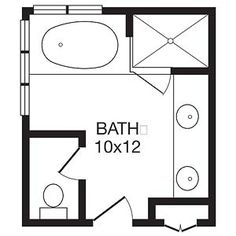 Planning a Bathroom Layout - Better Homes and Gardens - BHG.com