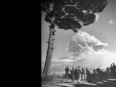 Η έκρηξη του Βεζούβιου στη Νάπολη 1944