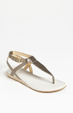 Cole Haan 'Grove' Sandal is coming my way!  They will go with everything - jeans, shorts, maxi dresses, jeggings.