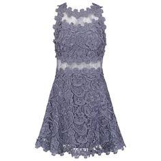 Cocktailkleid / festliches Kleid - lilac by Topshop