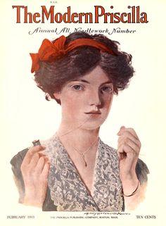 Modern Priscilla 1913