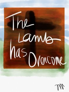 #sketches #tinamcadams #bethelmusic  The lamb has overcome