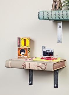 Repurpose bookshelf