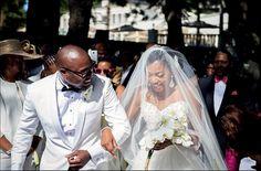 congofiesta - Le mariage de Siphiwe et Sandra