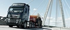 Volvo FH16 - 750 hp and 3550Nm of torque!