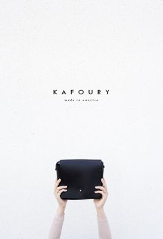 Kafoury | Leather Goods