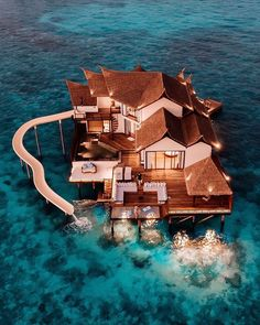 Isolated House in the Maldives Do you prefer night or day mode? Tag your travel buddy. Vacation Places, Dream Vacations, Vacation Spots, Vacation Travel, Honeymoon Destinations, Summer Travel, Budget Travel, Travel Ideas, Travel Guide