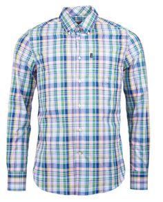Barbour Douglas Tailored Fit Shirt - Lawn