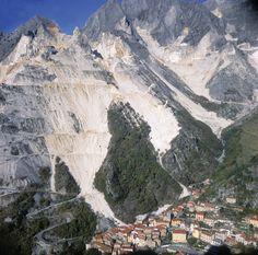 Carrara - Italie. - art - sculptures - philip moerman - www.moermansculptures.be