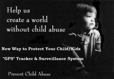 Stop Child Abuse Every school should have CCTV cameras!