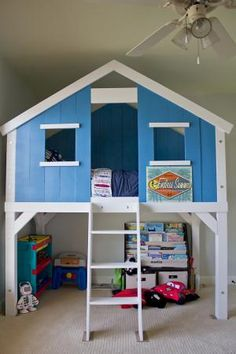 The Little Clubhouse That Could | Do It Yourself Home Projects from Ana White