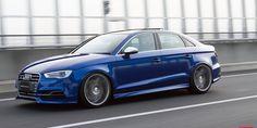 Audi S3 Sedan Looks Great with Vossen Japan CVT Wheels - Fourtitude.com