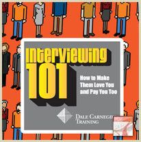 Dale Carnegie's Interviewing Tips Guide - Download Free!