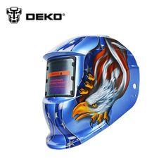 $29.45 (Buy here: https://alitems.com/g/1e8d114494ebda23ff8b16525dc3e8/?i=5&ulp=https%3A%2F%2Fwww.aliexpress.com%2Fitem%2FDEKO-Eagle-Solar-auto-darkening-TIG-MIG-MMA-electric-welding-mask-helmet-welding-lens-for-welding%2F32604813742.html ) DEKO Eagle Solar auto darkening  MIG MMA electric welding mask/helmet/welding lens for welding machine OR plasma cutter for just $29.45