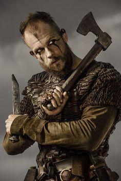 Resultado de imagen de vikingos serie