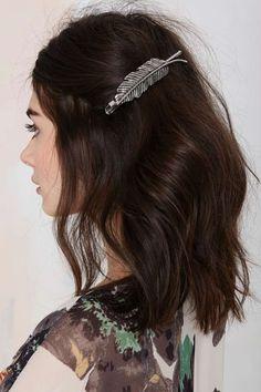 Leaf It Hair Clip