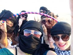 We spent the first hour driving over dunes in our 4wd.  #desert #safari #dubai