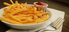 Easy Cooking: Home made Crispy French Fries