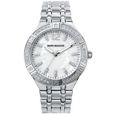 Reloj Mark Maddox MM6007-85 trendy silver http://relojdemarca.com/producto/reloj-mark-maddox-mm6007-85/