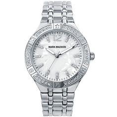 Reloj Mark Maddox MM6007-85 trendy silver http://relojdemarca.com/producto/reloj-mark-maddox-mm6007-85/