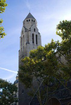 Eglise Saint-Pierre-de-Chaillot. Paris 16e