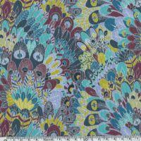 Liberty Eben Artichaut coloris A 20 x 137 cm