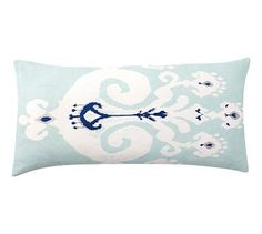 Sloane Ikat Pillow Cover