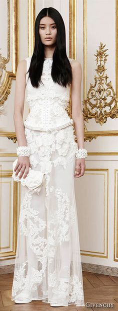 givenchy couture bride