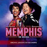 nice BROADWAY & VOCALISTS – Album – $14.4 – Memphis the Musical (Original London Cast Recording)