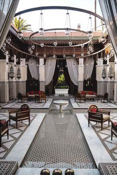 The Royal Mansour Marrakech Morocco