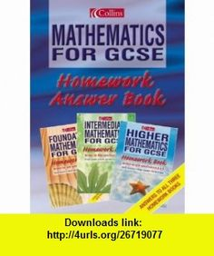 Homework Book Answers (Mathematics for GCSE) (9780007123698) Peter Clarkson, Brian Speed, Keith Gordon, Kevin Evans , ISBN-10: 0007123698  , ISBN-13: 978-0007123698 ,  , tutorials , pdf , ebook , torrent , downloads , rapidshare , filesonic , hotfile , megaupload , fileserve
