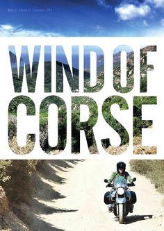 Wind of Corse La Corsica, in motocicletta.  Foto racconto di Federico Tamburini www.federicotamburini.it
