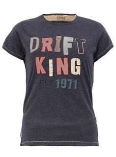 Drift King Tee