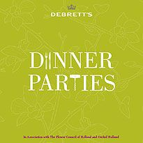 Whether you're planning an informal kitchen supper, or a formal dinner party - replete with table linen, elaborate place settings and a seating plan - this invaluable pocket guide, produced in association with the Flower Council of Hollid and Orchid Holland, can help you to make your evening a resounding success.