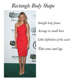 Dress and style advices & tips for Rectangle body-shape