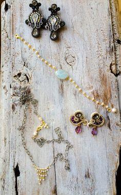 #handmade #jewelry  #bracelet #earrings #necklace #sterling #silver Arrow Necklace, Handmade Jewelry, Watches, Sterling Silver, Bracelets, Earrings, Ear Rings, Stud Earrings, Clocks