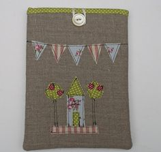 Linen cats apron cotton gray | Fabric Crafts | Popular Crafts | Craft Juice