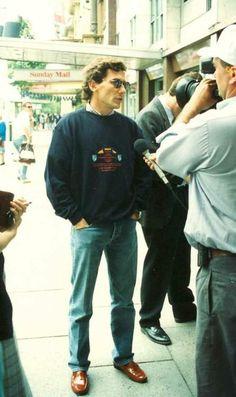Ayrton Senna da Silva Always and Forever. #Senna #F1