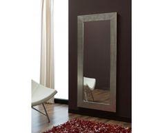Espejo vestidor decorativo espejo vestidor pared espejos for Espejos rectangulares plateados