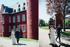 Heiraten auf Burg Alsdorf