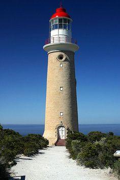 Lighthouse on Kangaroo Island - South Australia