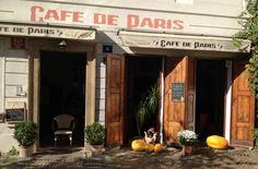 Cafe de Paris Prague www.cafedeparis.cz