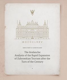 Amazing design from http://www.akademiezubrowka.com/ A spin off site of THE GRAND BUDAPEST HOTEL